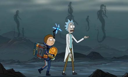 Even Rick and Morty are confused by Death Stranding