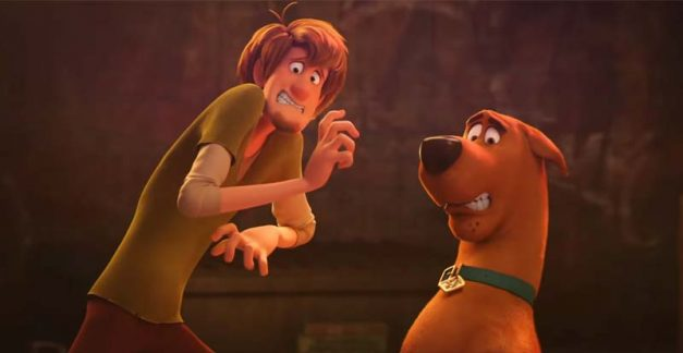 Ruh-roh! It's a first look at Scoob