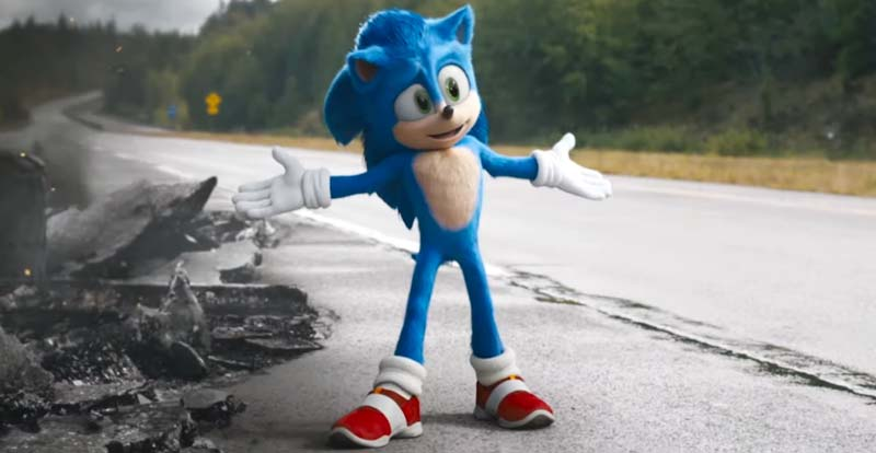 OMG, they fixed Sonic the Hedgehog!