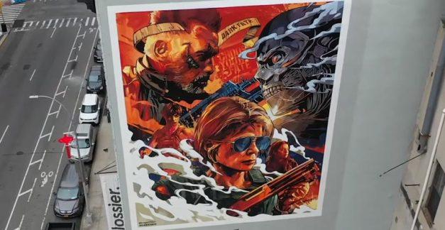 Terminator: Dark Fate – spray it, don't say it!