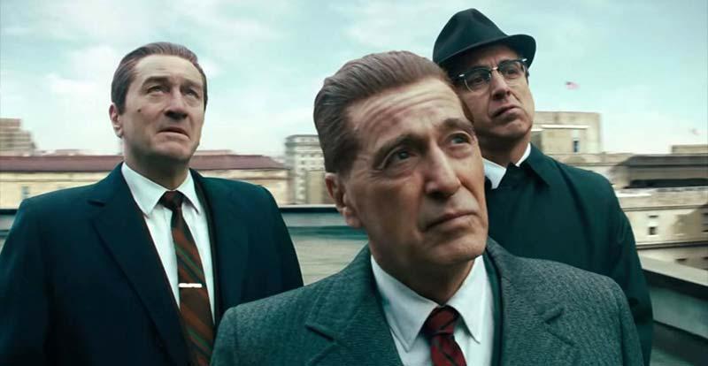 A look at Scorsese's The Irishman