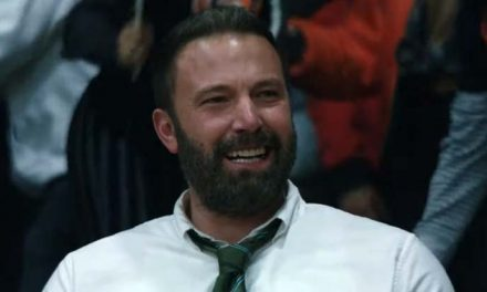 Ben Affleck gets game in The Way Back