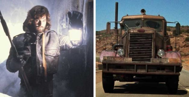 Hooked on classics  – The Thing (1982) and Duel (1971)