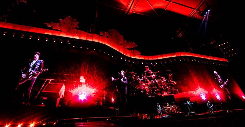 U2 @ Marvel Stadium 15/11/19 – live review