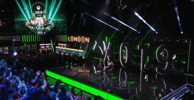 Xbox's X019 in under three minutes