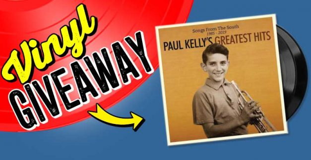New release vinyl giveaway: Paul Kelly, Songs From The South: Hits 1985-2019