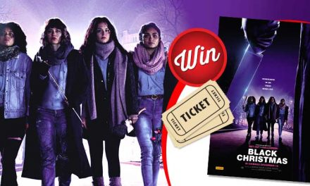WIN one of five double in-season passes to see Black Christmas!