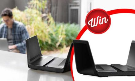 WIN a Netgear Nighthawk AX8 router!