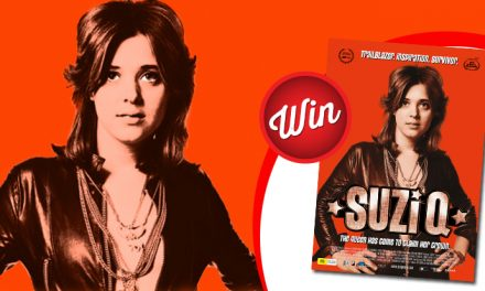 WIN tickets to see the new Suzi Q movie!
