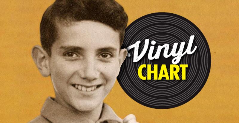 JB's vinyl chart (November 15 – 21, 2019)