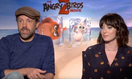 A chat with the cast of The Angry Birds Movie 2