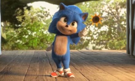 Move over Yoda, here comes Baby Sonic!