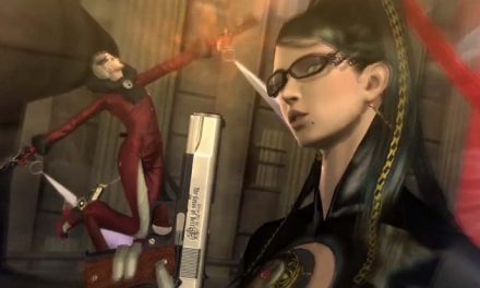 Bayonetta and Vanquish going now-gen