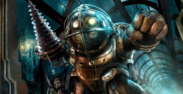 A new BioShock game is in the works