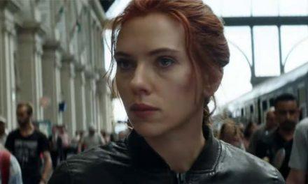 Pledge allegiance to Marvel's Black Widow