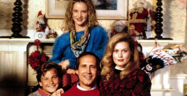 Get on the holiday road again with The Griswolds