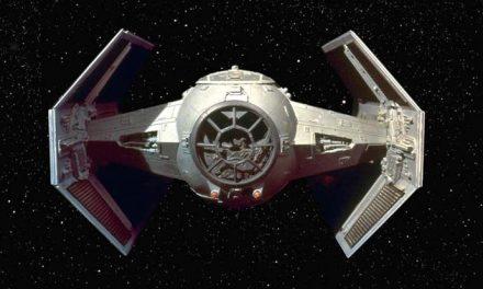 Let's talk Star Wars starfighters
