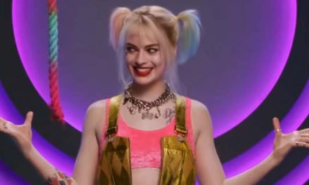 A fantabulous new glimpse at Birds of Prey