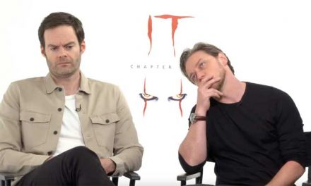 A chat with James McAvoy & Bill Hader – IT Chapter Two