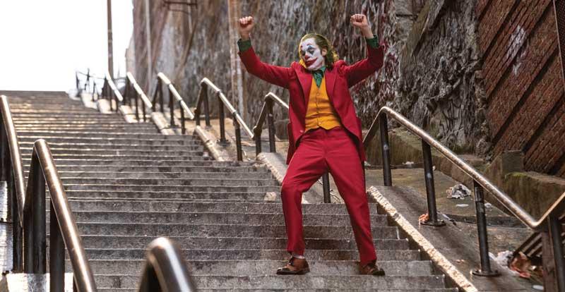 Becoming Joker