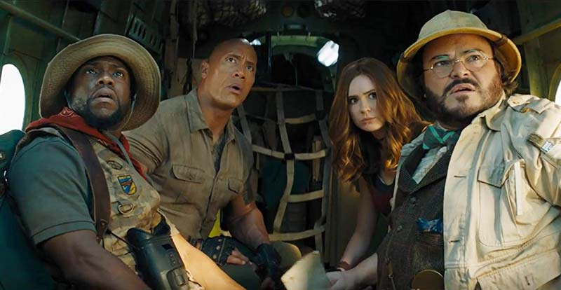 Jumanji: The Next Level – review