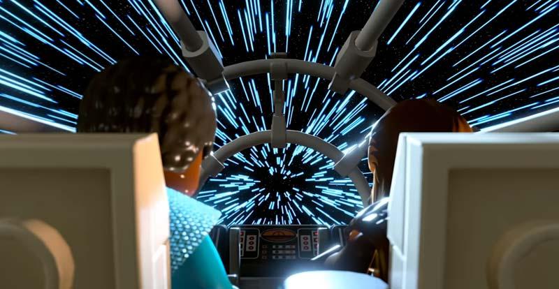Prepare for the epic LEGO Star Wars: The Skywalker Saga