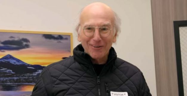 Larry's out for Curb Your Enthusiasm S10!