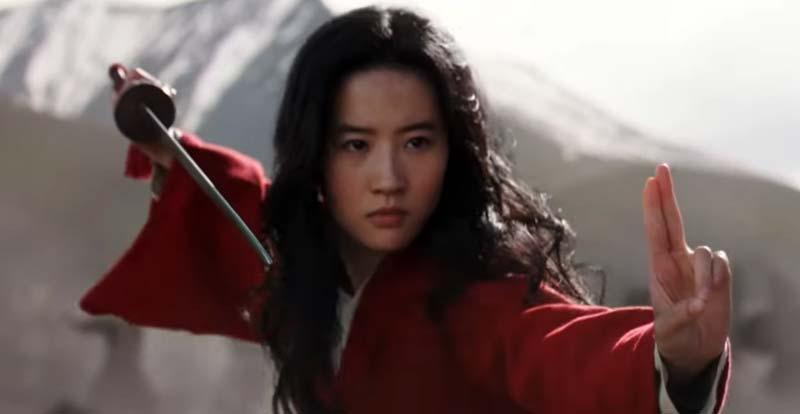 A new look at Disney's live action Mulan