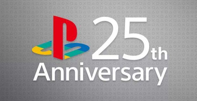 Happy 25th birthday, PlayStation!