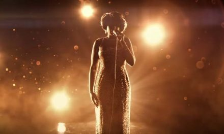 Jennifer Hudson is Aretha Franklin in Respect