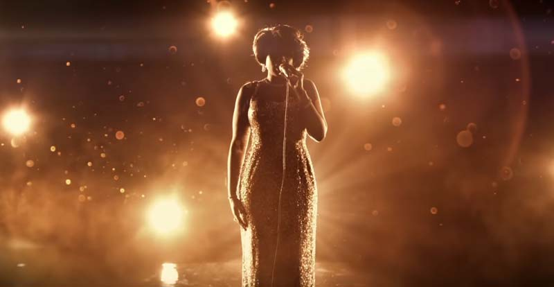 Jennifer Hudson is Aretha Franklin in Respect