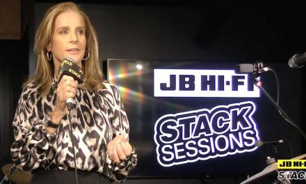 STACK Sessions: Rachel Griffiths introduces Ride Like a Girl at JB HQ