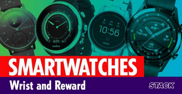 Wrist and reward – the rise of smartwatches