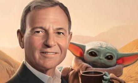 Disney big boss Bob Iger talks Star Wars