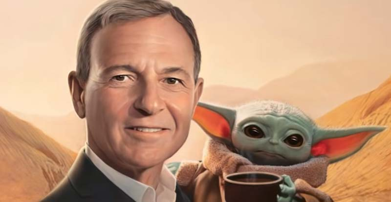 Disney big boss Bob Iger talks Star Wars