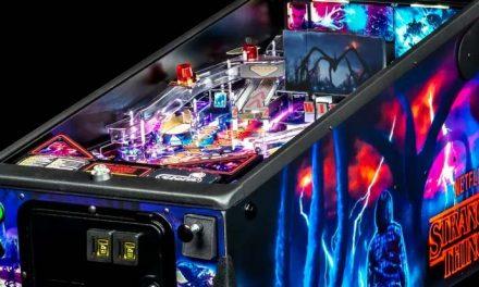 Stranger Things goes to 11 with new pinball machine