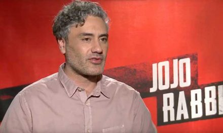 Taika talks Jojo Rabbit with STACK