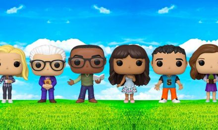 The Good Place goes Pop!