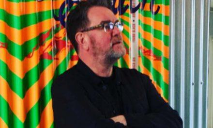 R.I.P. 4AD designer Vaughan Oliver (1957-2019)