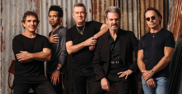 Cold Chisel, 'Blood Moon' review