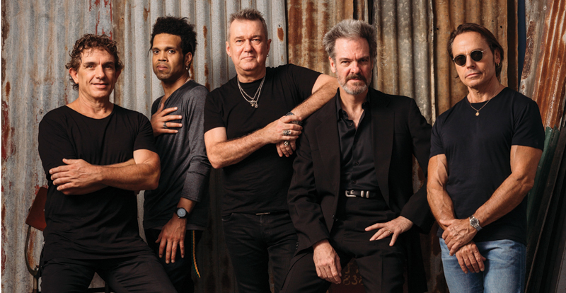 Cold Chisel, 'Blood Moon' review - STACK | JB Hi-Fi