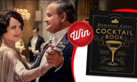 Enjoy a Downton Abbey Cocktail Book
