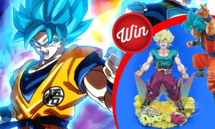 WIN a Dragon Ball Super figure!