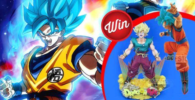 WIN a Dragon Ball Super figure!