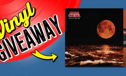 New release vinyl giveaway: Cold Chisel, Blood Moon