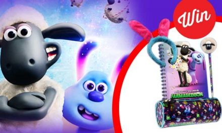 WIN a Shaun the Sheep Movie: FARMAGEDDON prize pack!
