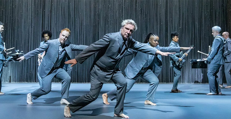 David Byrne's 'American Utopia On Broadway: Original Cast Recording' review