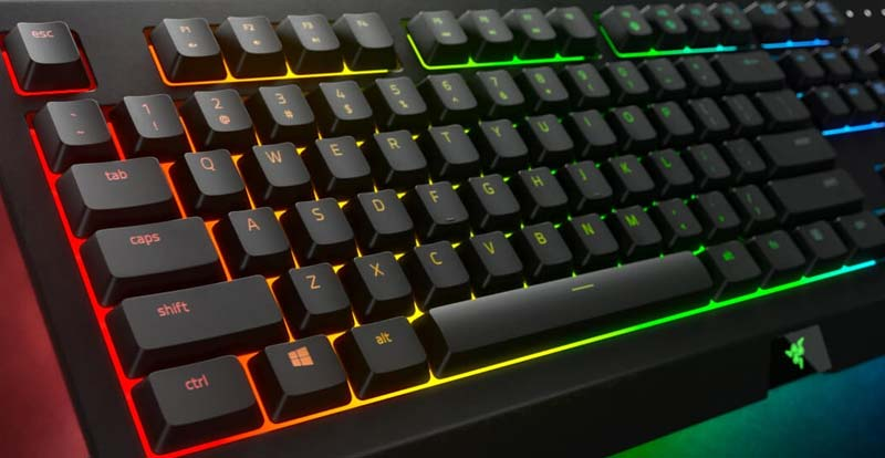 Love actuation – gaming keyboards
