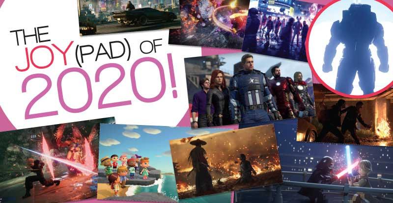 The Joy(pad) of 2020!