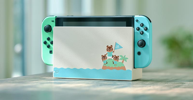 Limited edition Animal Crossing Switch incoming